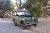 1964 Land Rover Series II