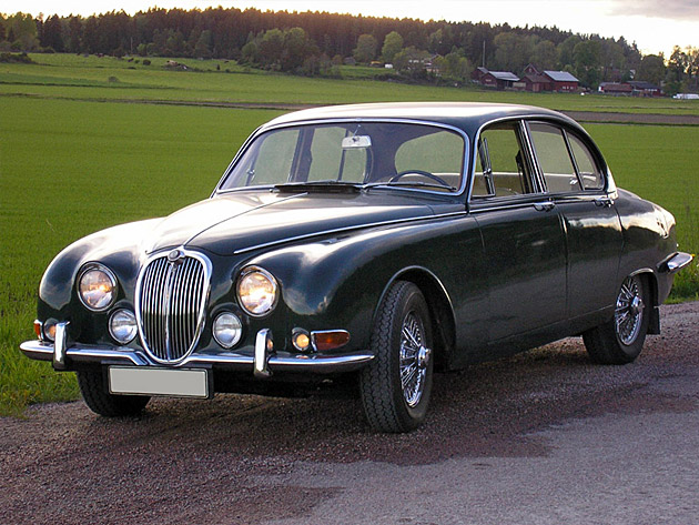 Jaguar S-Type (1963) - British Car Classifieds Blog