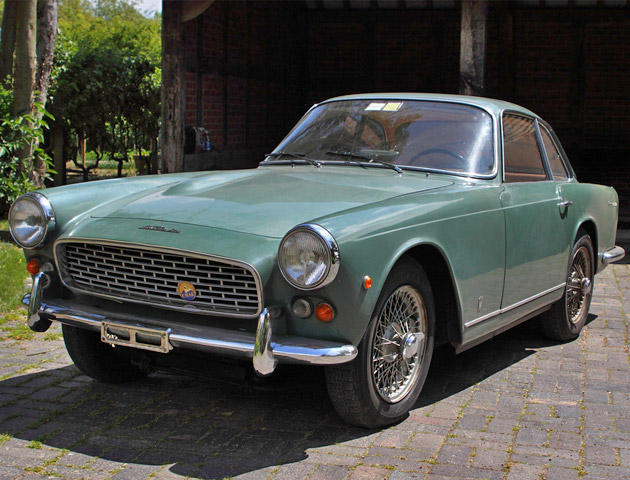 Triumph Italia 215 British Car Classifieds Blog