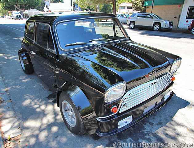 Rare 1967 Morris Mini Cooper S Sprint Restoration/Conversion