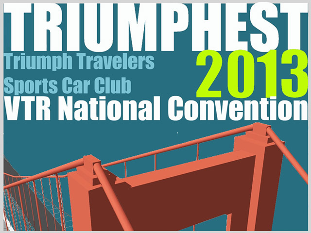 Events: We're Taking the Italia to Triumphest 2013!