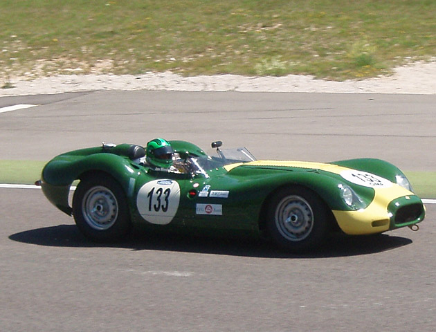 The Return of Lister Knobbly Jaguar!