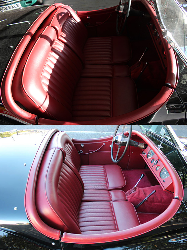 Examples of the right and wrong way to photograph your car's interior.