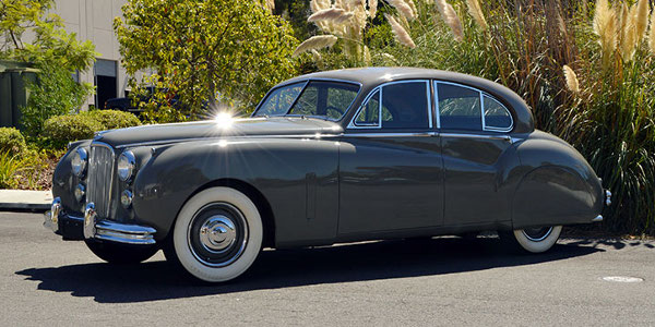 1954 Jaguar MK VII Saloon - British Car Classifieds Blog