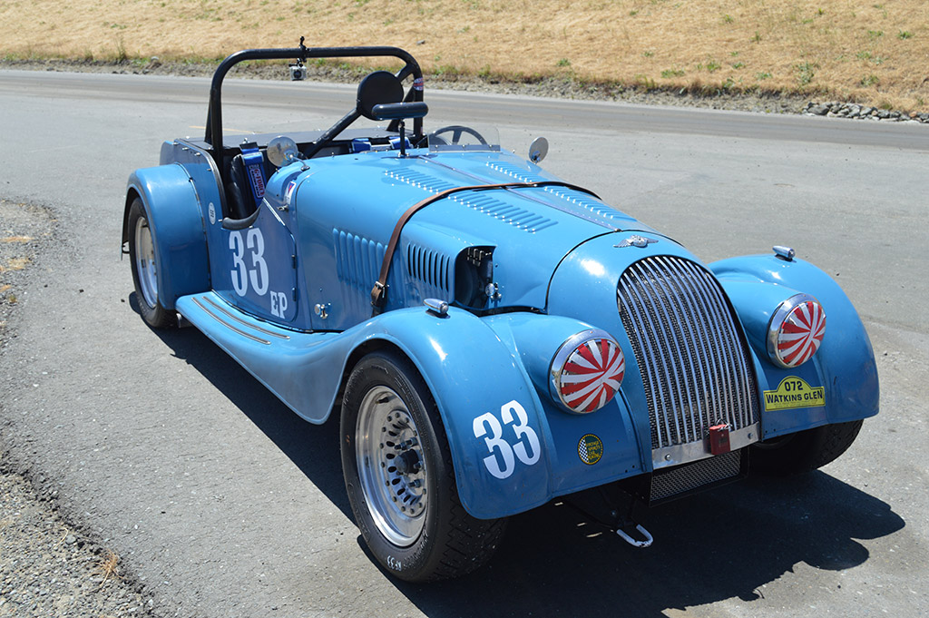 #33 1958 Morgan Race Car