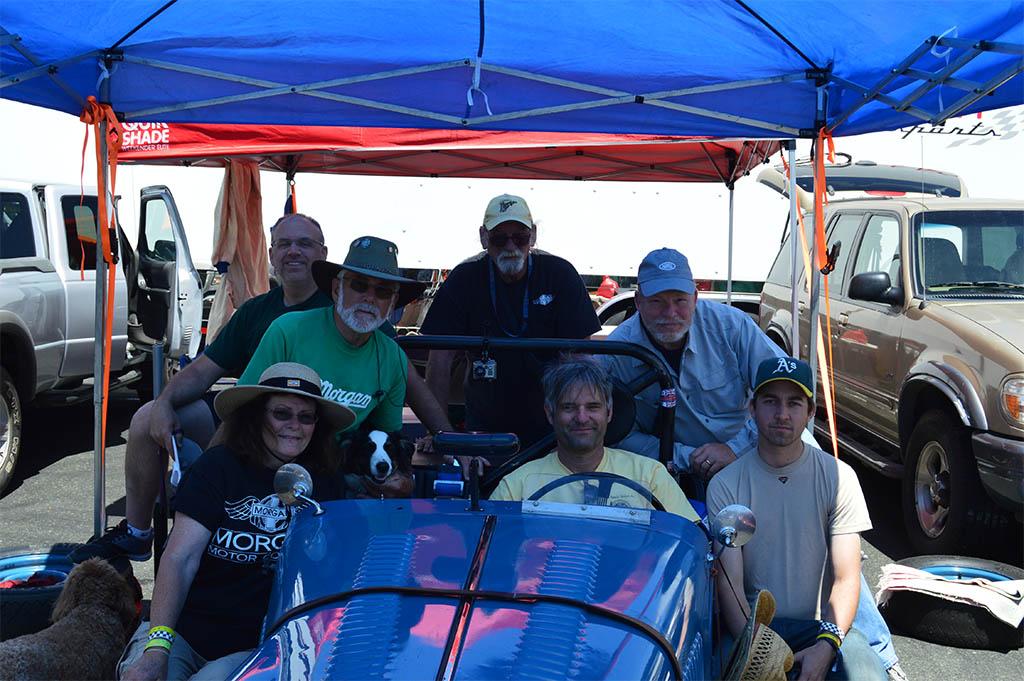 Morgan Race Car