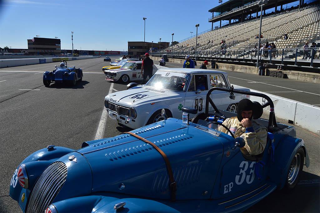 1958 Morgan Race Car
