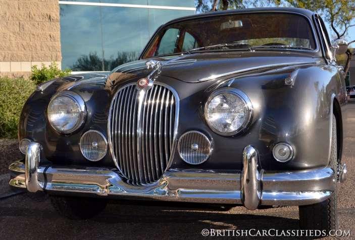 1966 Jaguar Mark II