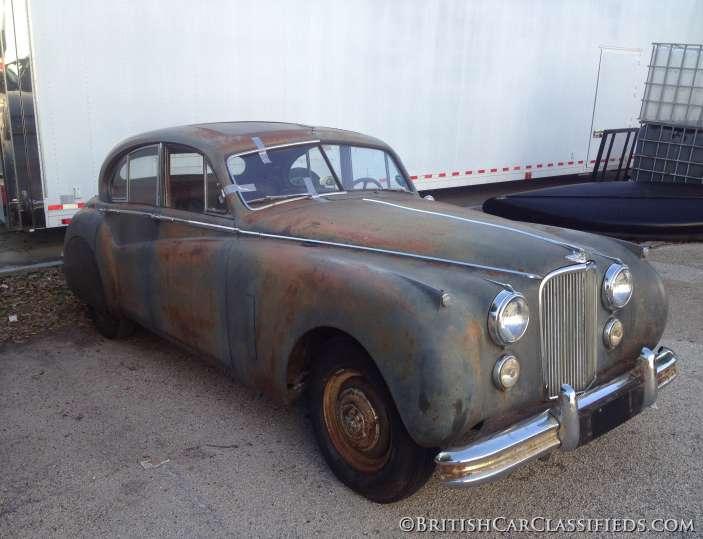 1951 Jaguar Mark VII