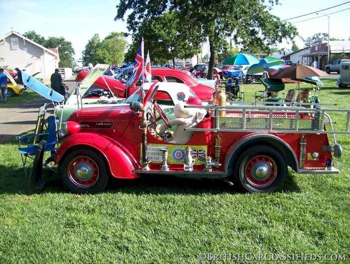 Car Sos Ford Anglia Engine